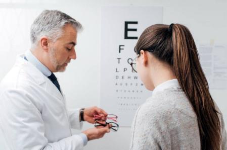 gyakran szükség van szemvizsgálatra a látás helyreállítása 50 után